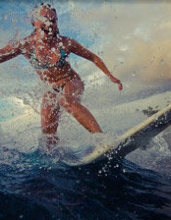 Padang Padang Surf Camp